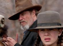 Jeff Bridges et Hailee Steinfeld - cinema reunion 974