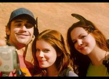 James Franco, Kate Mara et Amber Tamblyn - cinema reunion 974