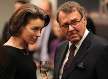 The Ghost-Writer : Olivia Williams et Tom Wilkinson - cinema reunion 974