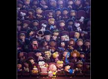 Snoopy et les Peanuts - cinema reunion 974