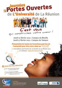 Education th me d 39 actualit s le de la r union - Journee porte ouverte universite strasbourg ...