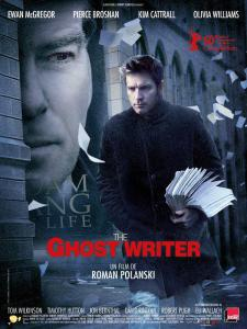 The Ghost-Writer - The Ghost-Writer