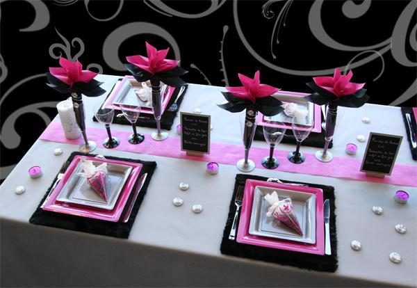 D co de table p tillante pour le nouvel an d co - Decoration table reveillon jour de l an ...