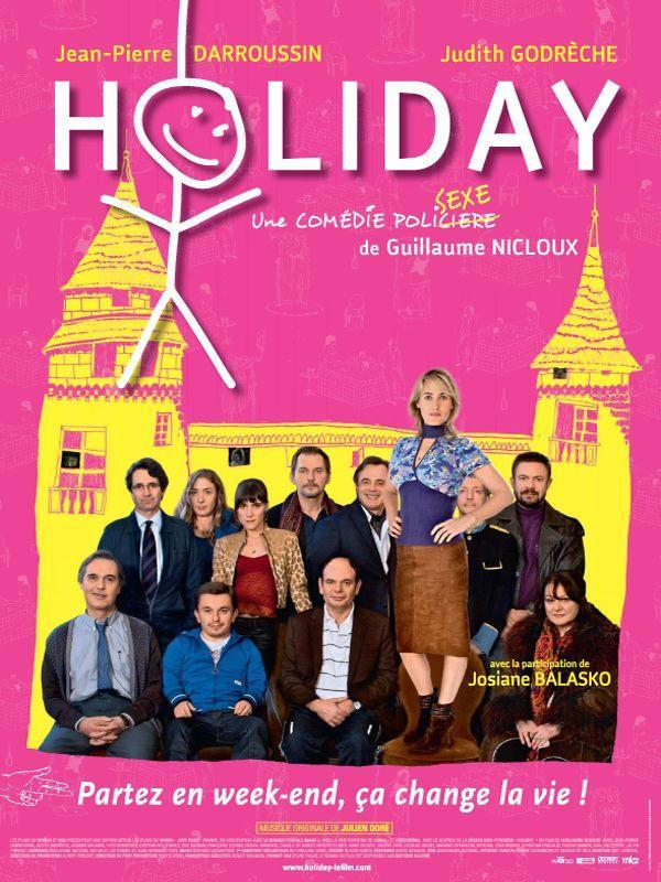 Holiday - cinema reunion