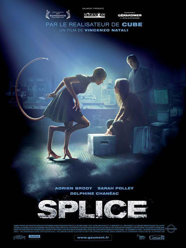 Splice - cinema reunion
