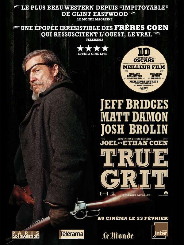 True grit - cinema reunion