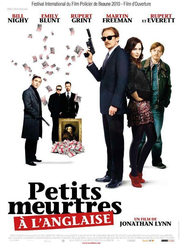Petits meurtres à l'anglaise - cinema reunion