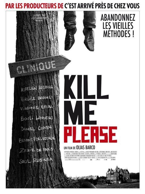 Kill me please - cinema reunion