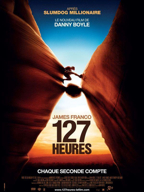 127 heures - cinema reunion