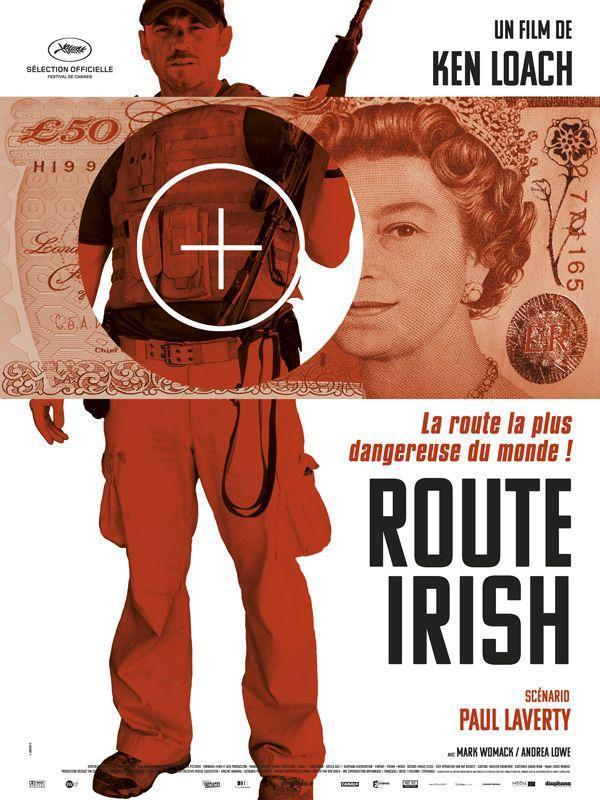 Route Irish - cinema reunion