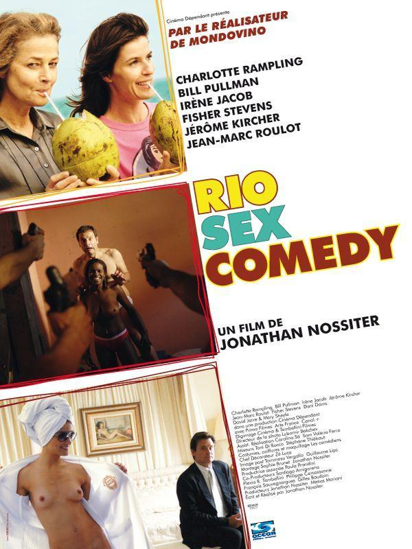 Rio sex comedy - cinema reunion
