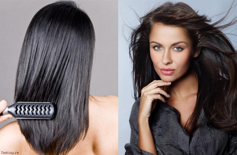 Lhuile lactif de la croissance des cheveu