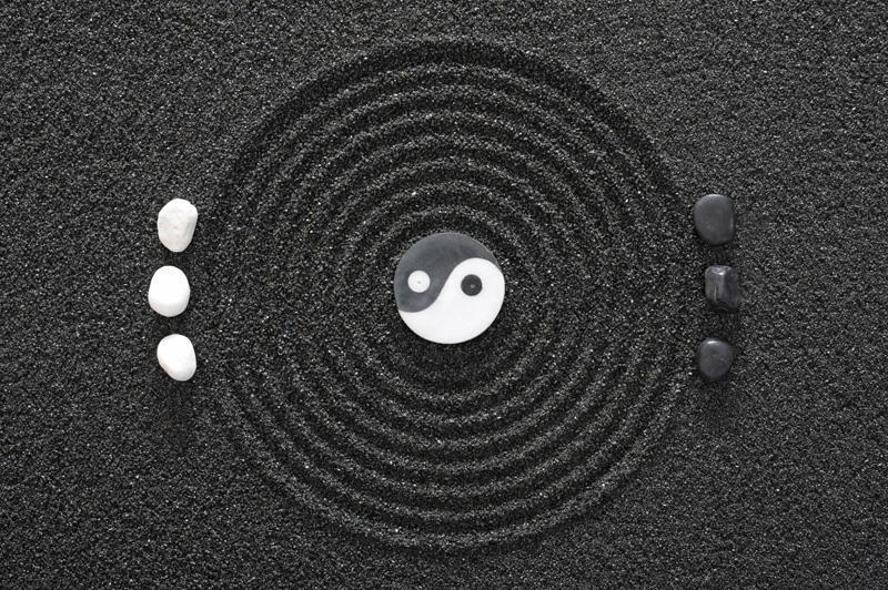 Les accessoires d 39 une d coration zen d co magazine for Jardin yin yang