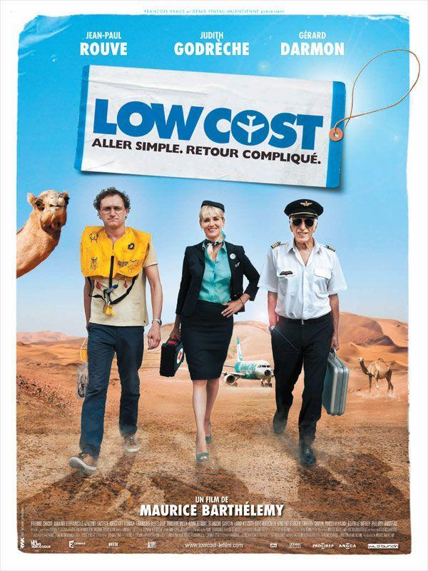 Affiche du film Low Cost - critique slabre.fr