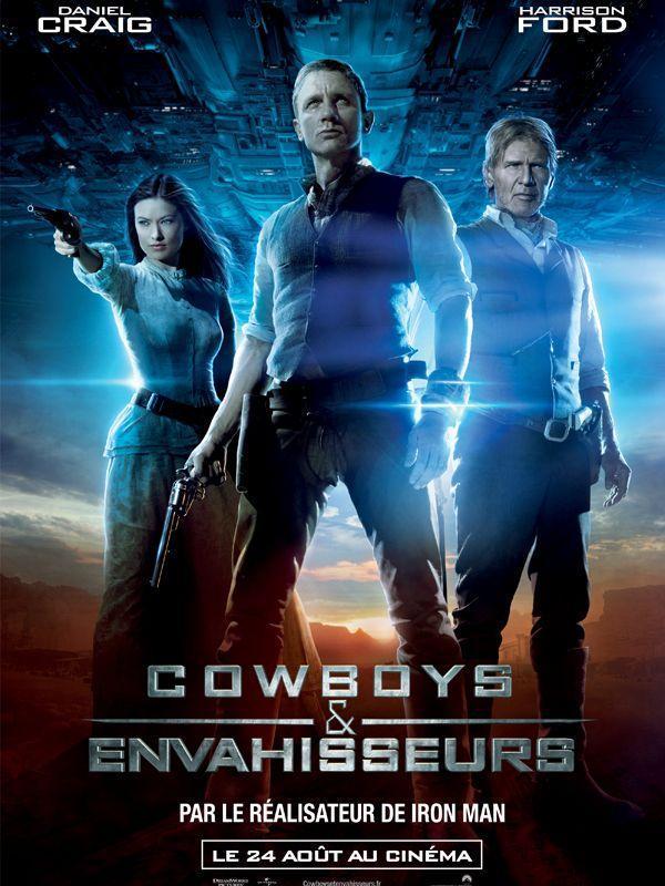 Cowboys & envahisseurs - cinema reunion