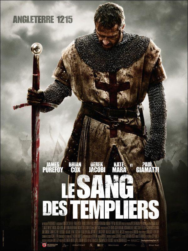 Le Sang des Templiers - cinema reunion