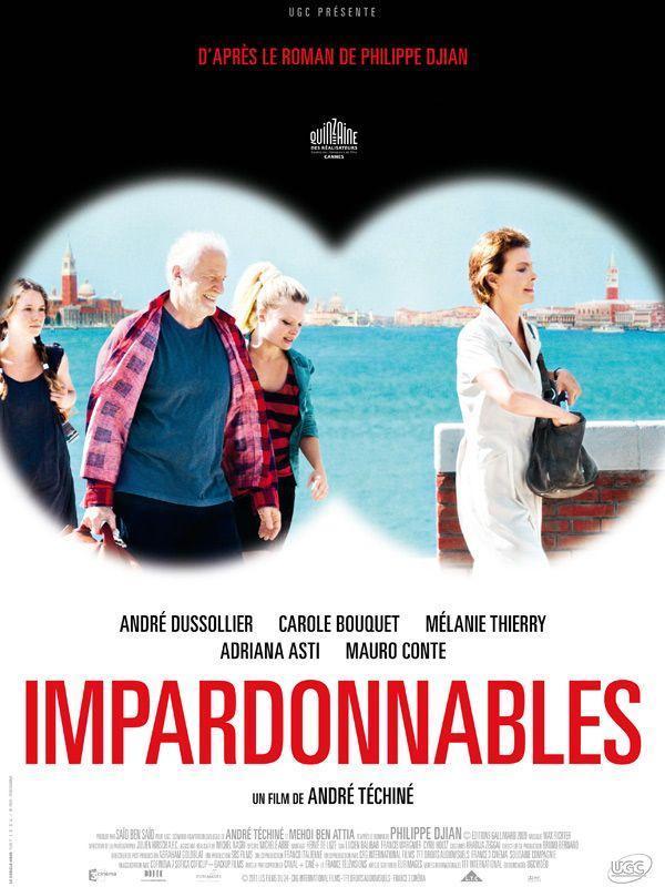 Impardonnables - cinema reunion