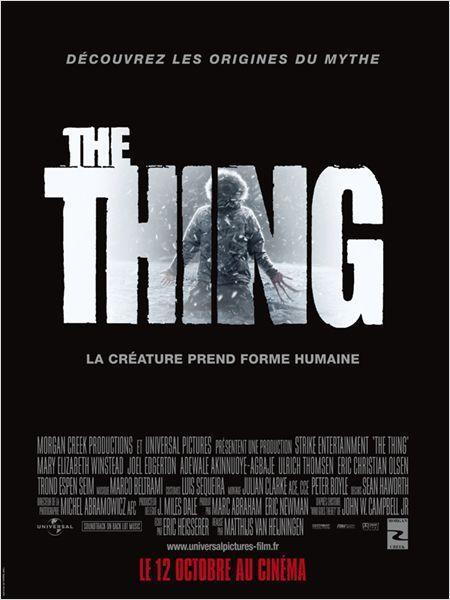 The Thing - cinema reunion