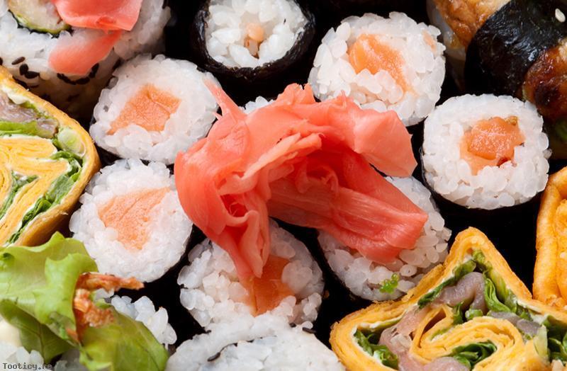 Secret forme minceur les sushis sant trucs - Cuisine japonaise sante ...