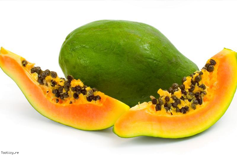 Les p pins de papaye a se mange cuisine trucs for Cuisine 974 reunion