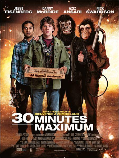 30 Minutes Maximum - cinema reunion