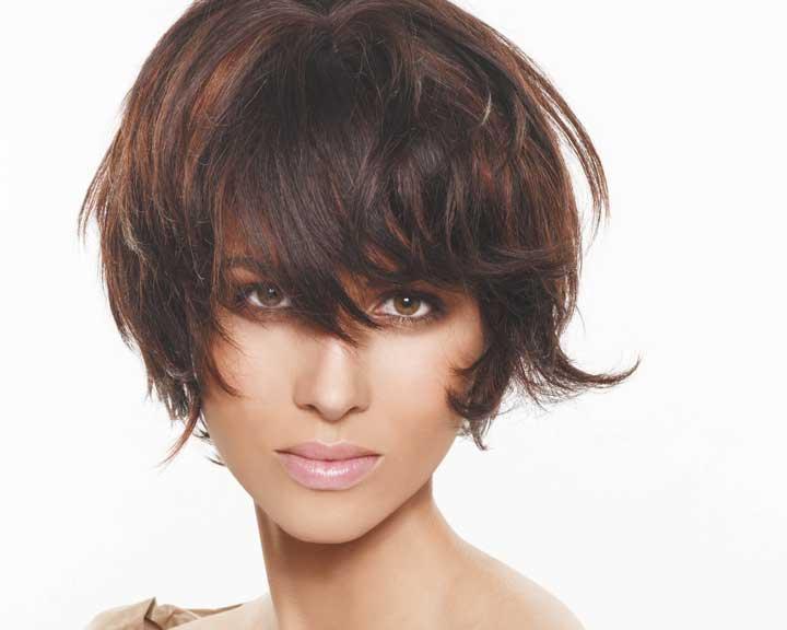 Cheveux courts m ches et asym trie en ligne de mire for Coupe courte femme de cheveux jean claude aubry