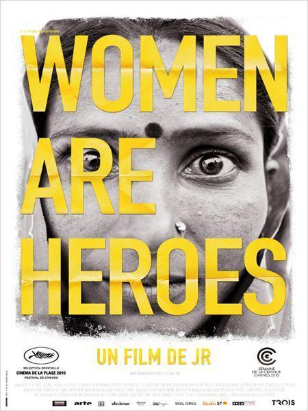 Women are heroes - cinema reunion