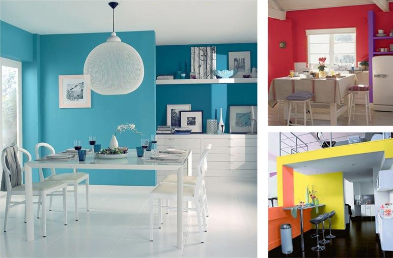 Les couleurs vives la mode en 2012 d co magazine - Decoration de bureau maison ...