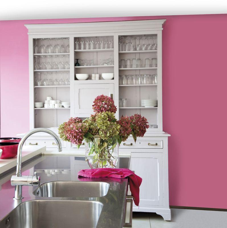 Les couleurs vives la mode en 2012 d co magazine le de la r union tooticy for Peinture rose cuisine