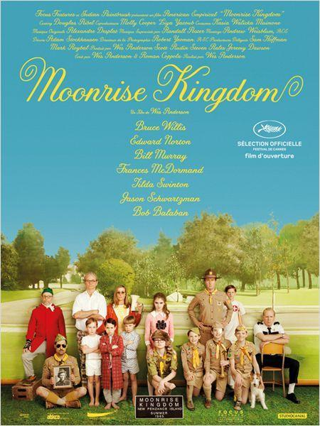Moonrise Kingdom - cinema reunion