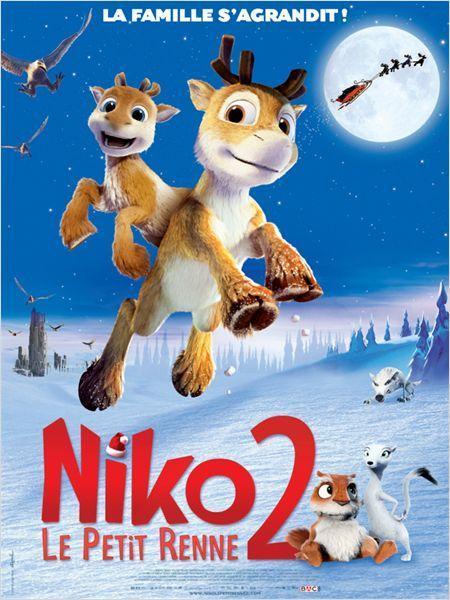 Niko le petit Renne 2 - cinema reunion
