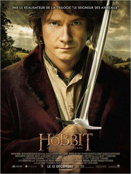 Le Hobbit : un voyage inattendu - cinema reunion