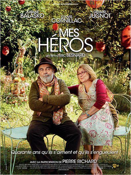 Mes Héros - cinema reunion