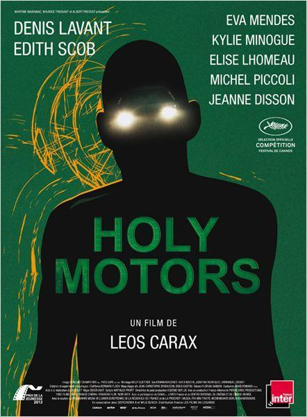 Holy Motors - cinema reunion