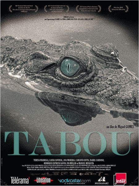 Tabou - cinema reunion