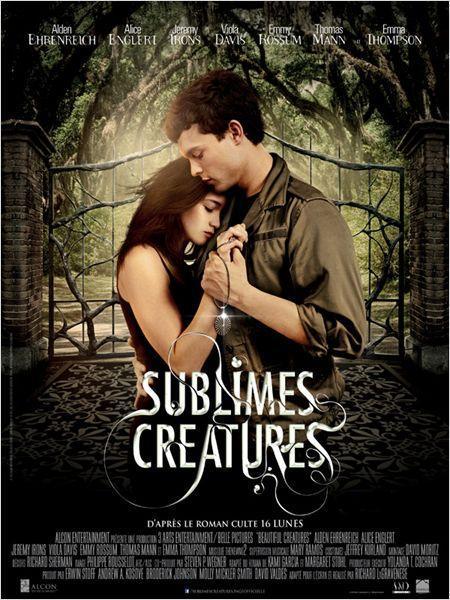 Sublimes créatures - cinema reunion
