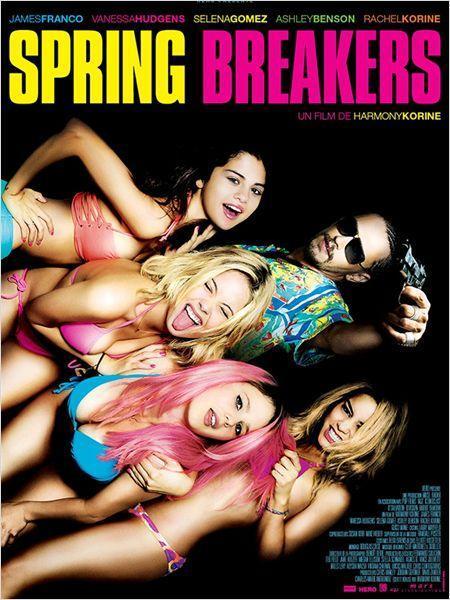 Spring Breakers - cinema reunion