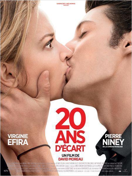 20 ans d'écart - cinema reunion
