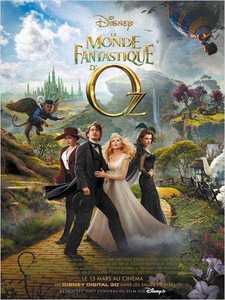 Le Monde fantastique d'Oz - cinema reunion