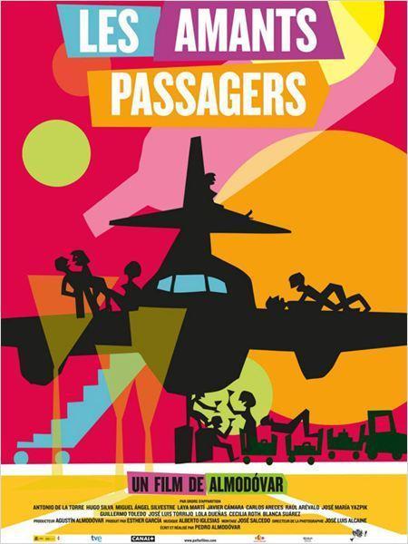 Les Amants passagers - cinema reunion