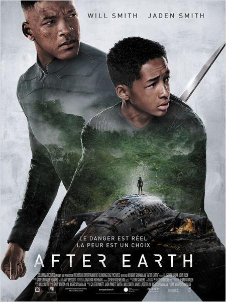 After Earth - cinema reunion