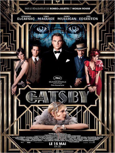 Gatsby le Magnifique - cinema reunion