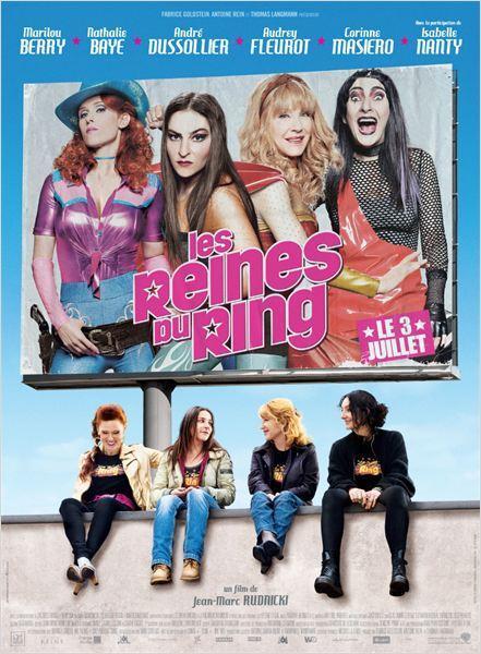 Les Reines du ring - cinema reunion