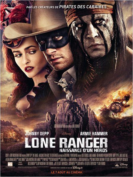 Lone Ranger, Naissance d'un héros - cinema reunion