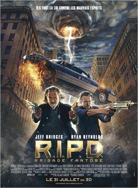 R.I.P.D. Brigade Fantôme - cinema reunion