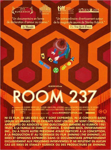 Room 237 - cinema reunion