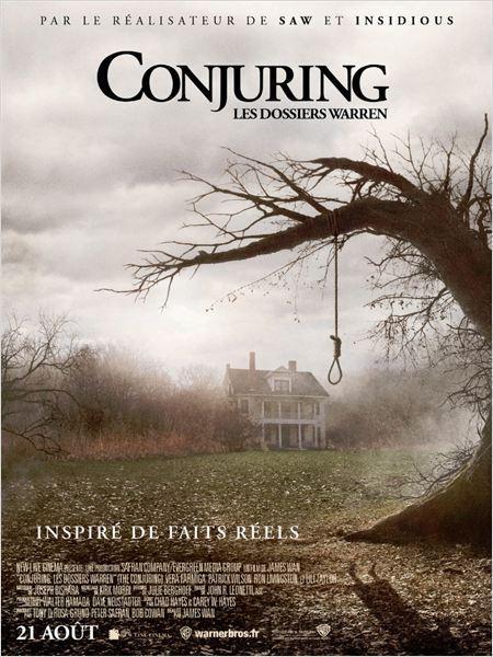 Conjuring : Les dossiers Warren - cinema reunion