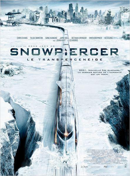 Snowpiercer, Le Transperceneige - cinema reunion
