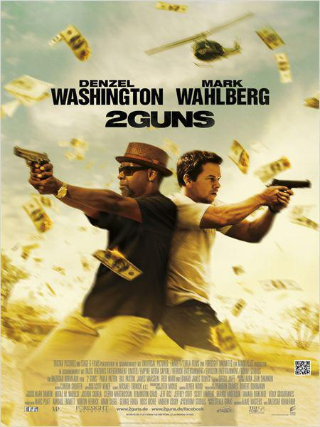 2 Guns - cinema reunion