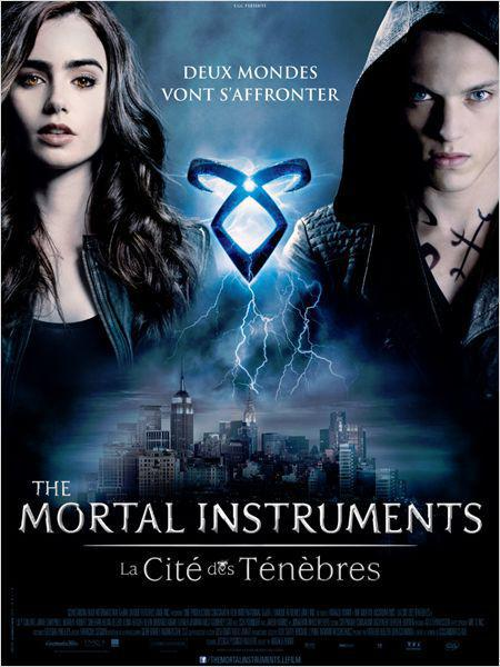 The Mortal Instruments : La Cité des ténèbres - cinema reunion